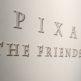ラフォーレ原宿のPIXAR THE FRIENDSHIP に行ってきました!